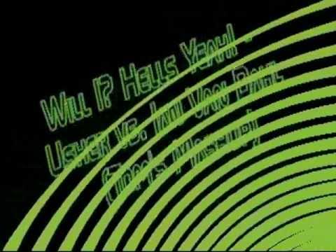 Usher - Yeah (Techno Dance Mix)  Will I? Hells Yeah! - Usher vs Ian van Dahl (Tom's Mashup)