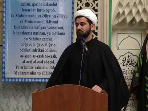 Hacı Rza cümə xütbəsi 19 01 2018