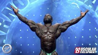 Arnold Classic 2020 --  Akim Williams -- Posing Routine