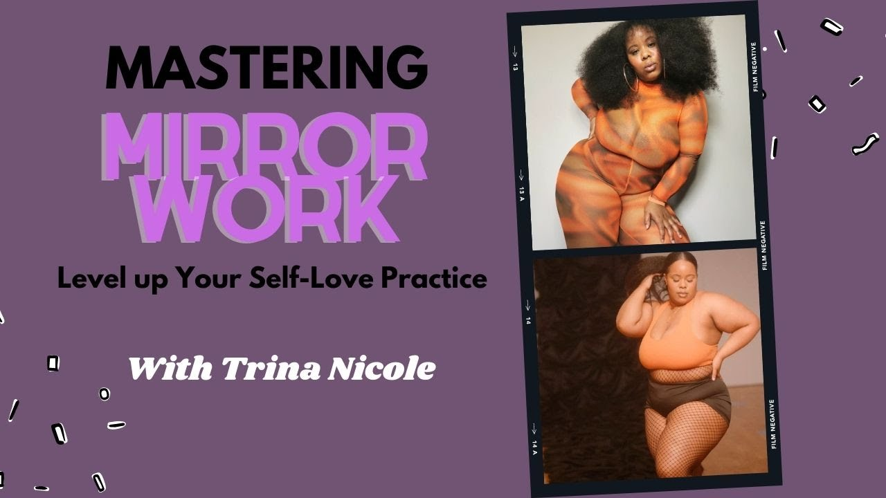 Mirror Affirmations with Trina