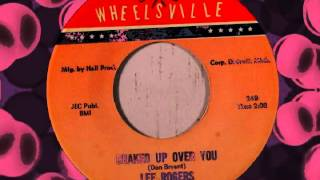 LEE ROGERS - CRACKED UP OVER YOU (WHEELSVILLE) #NORTHERN SOUL CANADA