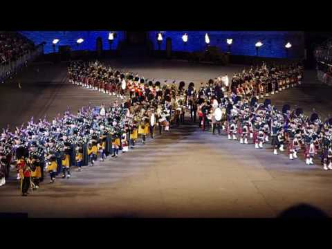 Edinburgh Festival & Military Tattoo 2010 (Pics n Clips) 720p HD