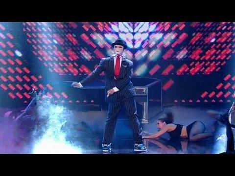 Видео: Tobias Mead - Britains Got Talent 2010 - The Final itv.comtalent