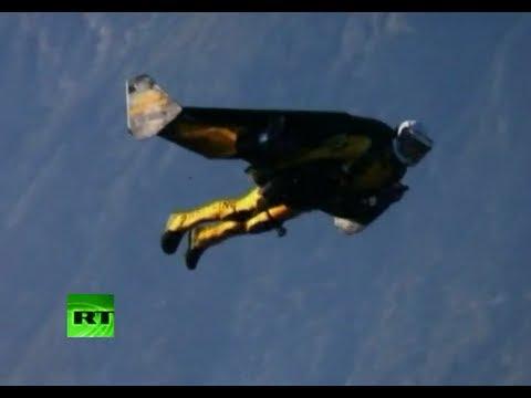Video completo: El Ícaro supersónico vuela entre cazas