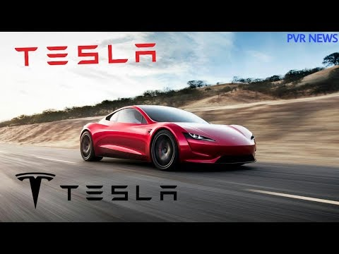 Telsa roadster Announced! Insane 0-60 in 1.9 Seconds 🚘 | PVR NEWS