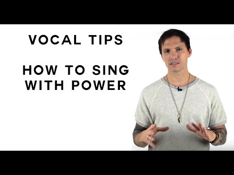 vocal tips Get 5 singing tips that will help you improve your singing voice increase your range, learn a great breathing tip for singers, and improve your vocal tone.