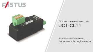 CC-Link Communication Unit UC1 Series