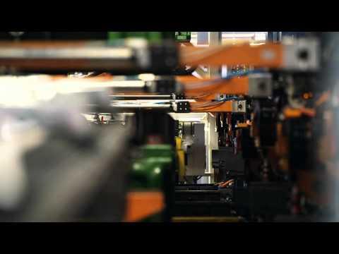 STROTHMANN Machines & Handling GmbH - VW Presse PLS mit CompactTransfer