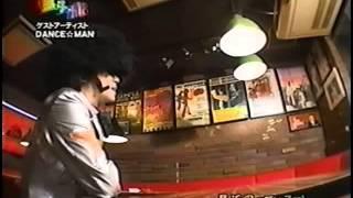 ダンス☆マン、2002年3月22日O.A.北海道ローカル局HTB『夢チカ18』出演時...