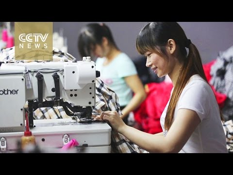 How is China's garment industry dealing with rising labor costs?-20150131