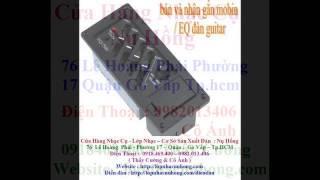 EQ Guitar - Pickup - mua bán EQ Guitar 2013 | Nhạc Cụ nụ hồng , pickup guitar