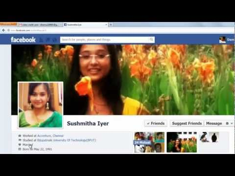 Facebook Figurala Loosaanaen - This Could Be Your Facebook Story