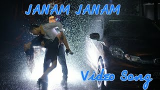 Parodi India TERKEREN ||JANAM JANAM Video Song Cover | Dilwale Movie | PARODY | Vina Fan
