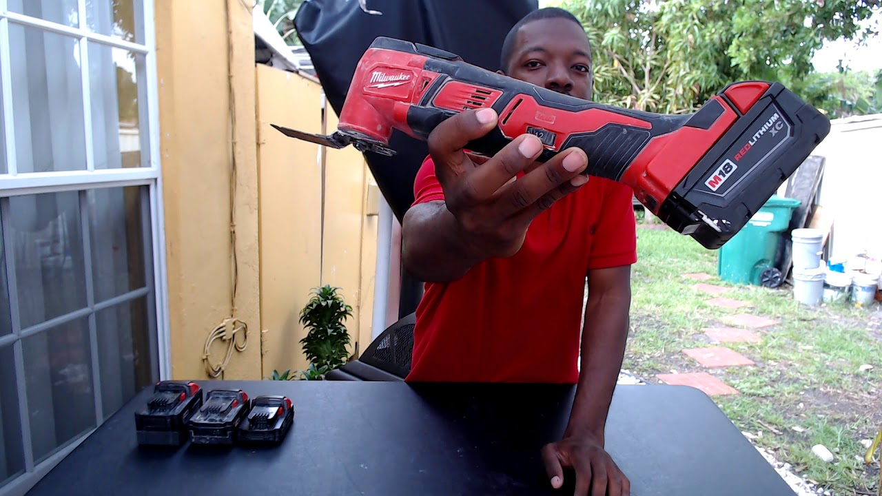 Milwaukee M18 Multi Tool Review After Usage Youtube