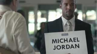 Very Funny ESPN Michael Jordan Commercial -- It