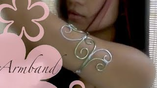 DIY: MeiIris' Wire Jewelry Armband