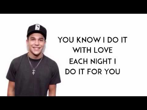 Dirty Work - Austin Mahone (lyrics)