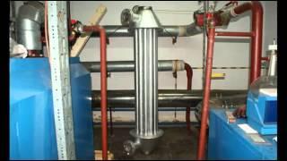 Odzysk ciepła ze spalin i z komina (spalinowy absorber ciepła)
