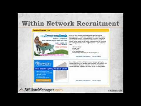 Advanced Affiliate Recruitment Techniques