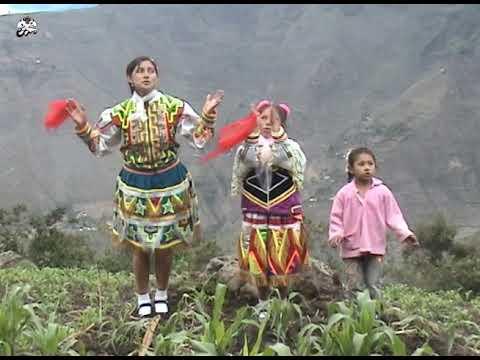 QORY CHICCHI: Otra Vez Me Enamoré(Pascua SALCAHUASI Tayacaja HVCA) Yasmin Tello Colqui, Nilda Colqui