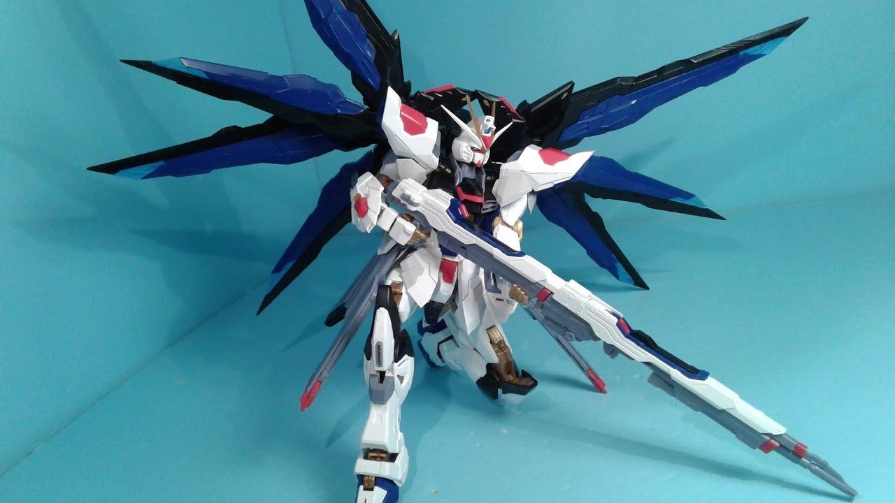 15+ Mg Strike Freedom Gundam Image Download 16