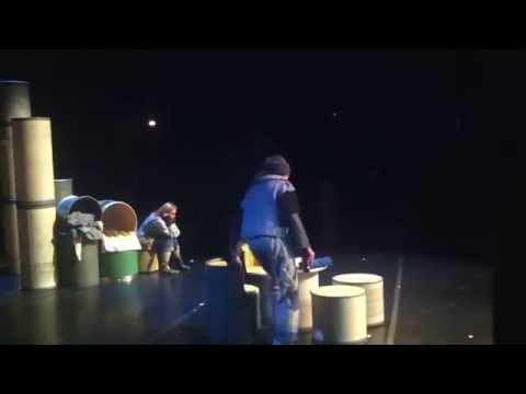 Hans en Greetje op 22 november 2013 in theater de Flint