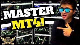 HOW TO USE METATRADER 4 (MT4 PLATFORM TUTORIAL FOR BEGINNERS)