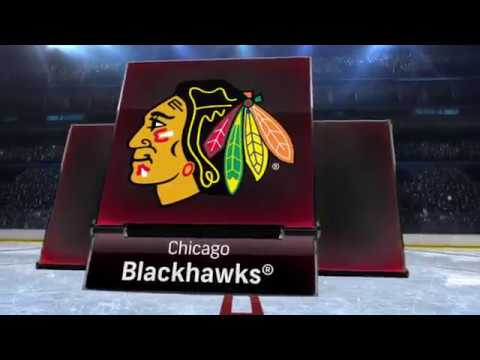 NHL® 18 Minnesota Wild vs Chicago Blackhawks