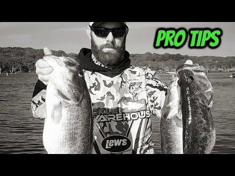 Screwy Lewy Lures - Pro TIPS With Link Lowrance (Knots and Jig Tips)