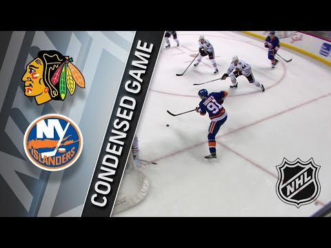 03/24/18 Condensed Game: Blackhawks @ Islanders