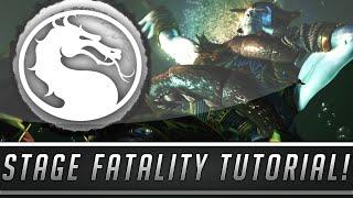 Mortal Kombat X: How To Unlock & Perform All Stage Fatalities! (Mortal Kombat XL)