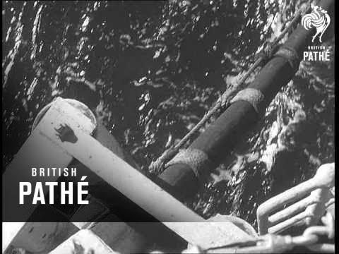 Replenishment At Sea - Part 4 (1953)