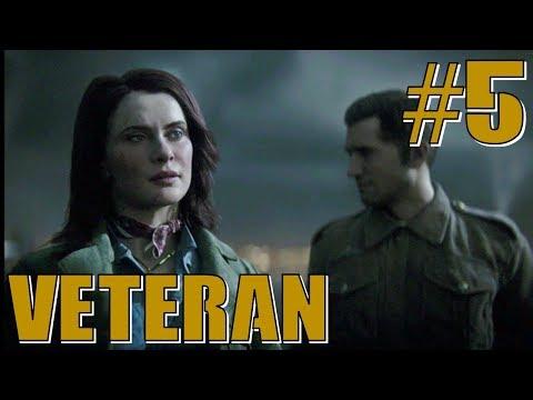 Call of Duty: WW2 | Mission 5 - Liberation | Veteran Walkthrough Playthrough