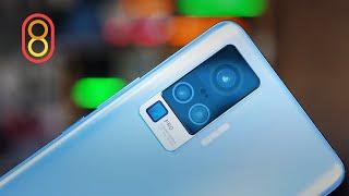 Обзор Vivo X50 Pro — вот это КАМЕРА!