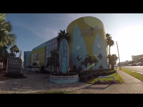 Four Points Cocoa Beach Tour