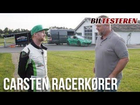 Racerkører i en sen alder (Hyggevideo)