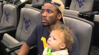 WVU Football: Jordan Thompson 11-10-15