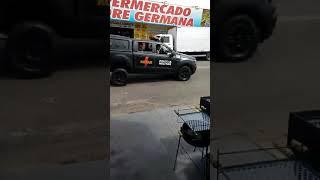 TROCA DE TIRO COM ROTAM-PMGO