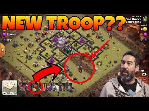 New iron machine troop clash of clans update leaked(hindi)sam1735