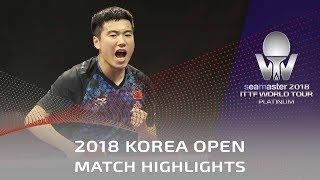 Video Aruna Quadri vs Liang Jingkun | 2018 Korea Open Highlights (R32) download MP3, 3GP, MP4, WEBM, AVI, FLV Juli 2018