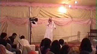 ARABIC SONG IN PUNJABI STYLE BY  PUNJAB UNIVERSITY STUDENT