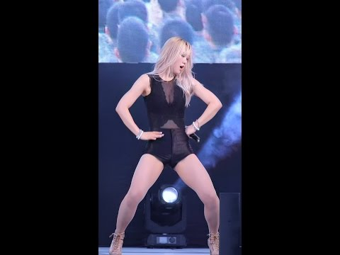 160620 블랙퀸(Black Queen)(잔디) - Dance Performance @경기방송 KFM 라쇼(한마음 위문공연) [직캠/Fancam] By 벤뎅이