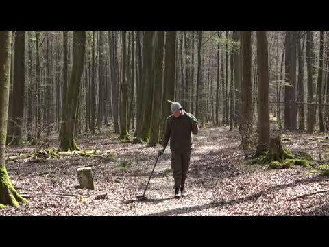 Metal Detecting Germany Nr.105 The Ancient Trading Road