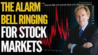 alarm bells ringing for stock markets gold silver capitulation mike maloney