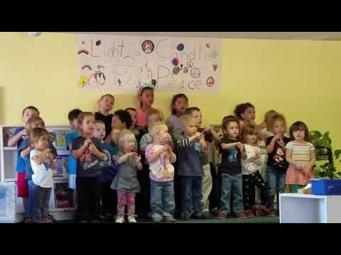 Light a Candle for Peace - UN Day of Peace 2017 at Rocky Mountain Montessori Academy