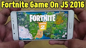 Can You Play Fortnite On A J3 Fortnite Mobile Test On Samsung J3 2016 Youtube