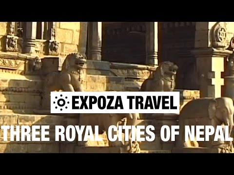 The Three Royal Cities Of Nepal Travel Guide (Nepal) Vacation Travel Video Guide