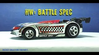 Battle Spec Target Retro Style Edition by Hot Wheels