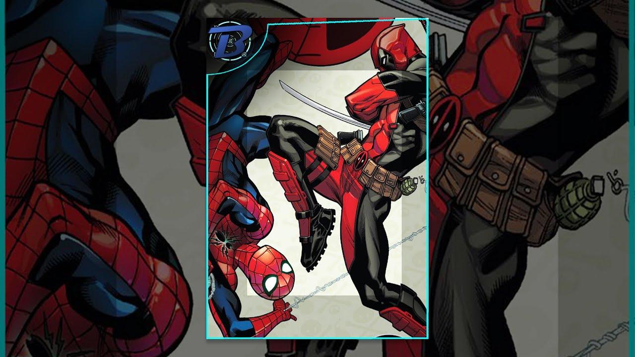 Homem Aranha e Deadpool - Dublado Motion Comic ( Marvel Comics )