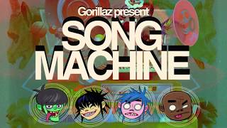 Gorillaz - Song Machine Theme Tune